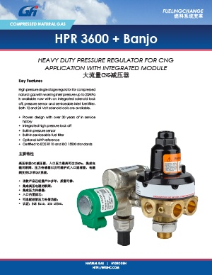 HPR 3600 Integrated Series
